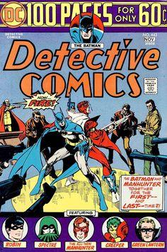 Detective Comics 443 - Aparo