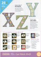 Gallery.ru / Фото #32 - The world of cross stitching 069 март 2003 - WhiteAngel