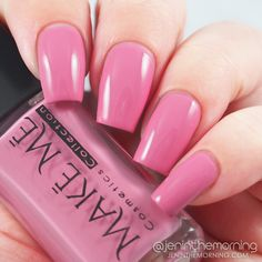 Make Me Cosmetics Collection – Promise Me Forever  #nail #nails #mani #manicure #jeninthemorning