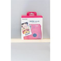 Just beautiful  Fujifilm Instax Mini 8 Instant Camera Raspberry - http://www.fashionshop.net.au/shop/beginning-boutique/fujifilm-instax-mini-8-instant-camera-raspberry/ #8, #BeginningBoutique, #Camera, #Female, #Fujifilm, #Instant, #Instax, #Mini, #Raspberry, #Women #fashion #fashionshop