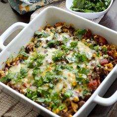 Weight Watchers Mexican Casserole