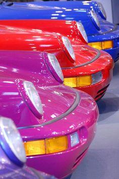 Porsche Augen • original source not found
