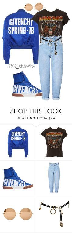 """Givenchy Spring 18"" by sstylesby ❤ liked on Polyvore featuring Givenchy, MadeWorn, Miss Selfridge and Victoria Beckham"
