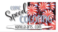 Copic Marker & Luminance Colored Pencil speed coloring by Amy Shulke of VanillaArts.com Join the online coloring class at Patreon using this image! More info...