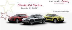 Citroën C4 Cactus...más tecnología útil con un presupuesto ajustado
