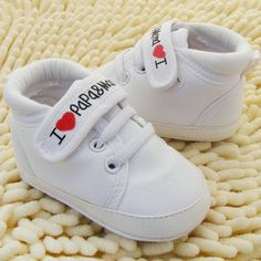 46cac8b0c Baby Infant Boy Girl Soft Sole Canvas Sneaker Toddler Newborn Kids Shoes  For 0 18 M-in First Walkers from Mother   Kids on Aliexpress.com