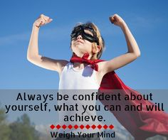Are you confident? #...