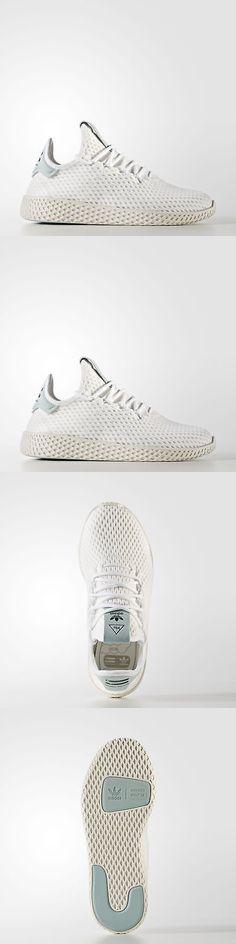 size 40 4cd6a 9971b Boys Shoes 57929  Adidas Pharrell Williams Tennis Hu Shoes Kids -  BUY IT  NOW
