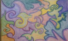 Colorful whimsy