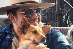 Instagram Dog of the Week: Pharaoh, Adam Lambert's Pup