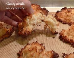 Gluten free macaroons