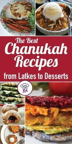 The Best Chanukah Recipes from Latkes to Desserts More