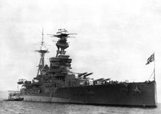 HMS Royal Oak was a Revenge-class battleship of the British Royal Navy. Launched in 1914 and completed in 1916, Royal Oak first saw action at the Battle of Jutland. In peacetime, she served in the Atlantic, Home and Mediterranean fleets, more than once coming under accidental attack. The ship drew worldwide attention in 1928 when her senior officers were controversially court-martialled