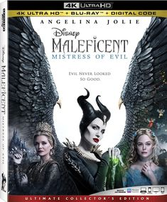 Maleficent: Mistress of Evil NOW on Blu-Ray! ~ Maleficent: Mistress of Evil is NOW on Blu-ray! About the film Maleficent: Mistress of Evil carries on the story of Disney's most iconic villain. Michelle Pfeiffer, Angelina Jolie, Sam Riley, Family Movie Night, Family Movies, Will Smith, Matt Smith, Prinz Phillip, Disney Dvd