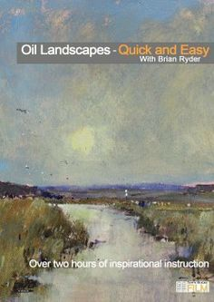 Amazon.com: Oil Landscapes - Quick and Easy DVD with Brian Ryder: Everything Else
