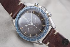 Speedy Tuesday - An overview of Omega Speedmaster Tropical dial watches. From the first reference till the 145.022-69.