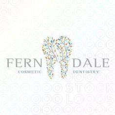 Ferndale natural Dentistry logo