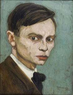 Selfportrait 1918