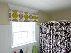 Bathroom window treatments are more than just a dressing for a window frame: they need to pull double duty by beautifying a space and providing privacy. Here are 12 creative ways to add some style to powder room portholes.