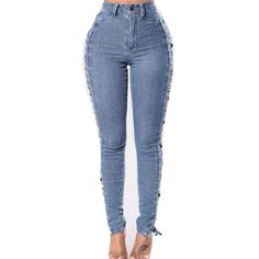 Sandy Denim Jeans Order yours today Shop styledrestyled.com