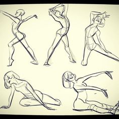 #tbchoi #gesture drawing