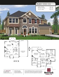 Sims 4, Home Plans, Floor Plans, Exterior, Interior, Home