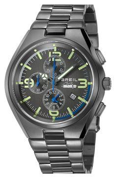 c51b7a6e84db Breil  Manta Professional  Chronograph Bracelet Watch