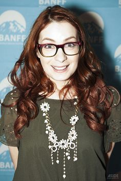 Felicia Day...one of my favorite actresses.