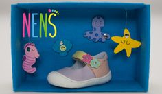 NENS Childrens shoes SS17 Lovely, girls quality leather shoes