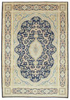 Kerman carpet 8′5″x11′11″