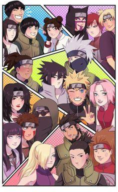 Naruto Vs Sasuke, Naruto Uzumaki Shippuden, Anime Naruto, Naruto Shippuden Characters, Naruto Comic, Wallpaper Naruto Shippuden, Naruto Cute, Naruto Wallpaper, Sakura And Sasuke