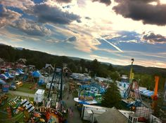 A trip to my hometown county fair http://beekman1802.com/a-day-at-the-fair/