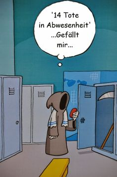 makaber Ralph Ruthe very #funny #cartoon
