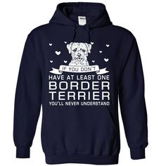 Love Border Terrier ==> You want it? #Click_the_image_to_shopping_now