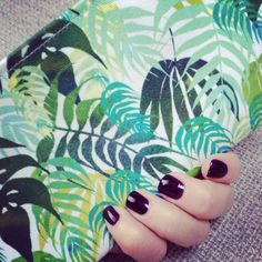 Lost in the jungle make up case schatzibrown/etsy