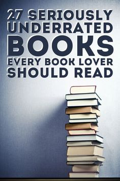 I've only read a handful of these, so going through this list should be fun!
