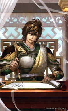 Jiang Wei, Dynasty Warriors