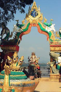 Golden Triangle #thailand #chiangrai