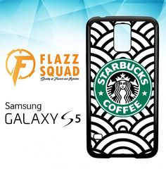 Starbucks W4131 Samsung Galaxy S5 Case
