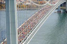Run the New York City Marathon!
