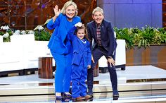 Presidential candidate   Hillary Clinton's 6 best moments on Ellen DeGeneres