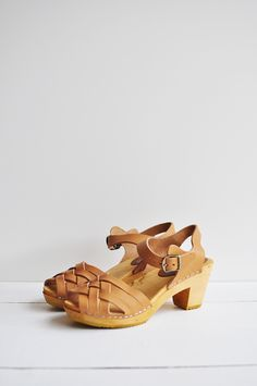 Fine Life Co   Betty Clog in Tan (omg i love this shoes! stop procastinating!)