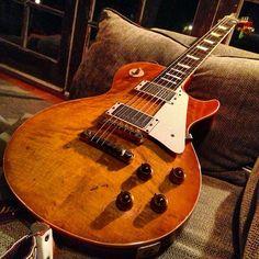 Wow !!!!!! Owned by Doug Aldrich - Whitesnake 2003 Rossington Les Paul