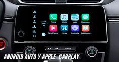 """APPLE CARPLAY®**:    Mantenerte conectado es imprescindible. Por ello, la innovadora tecnología de la CR-V garantiza máxima sincronía vía Apple CarPlay® , ya que con sólo conectar tu iPhone comienzas a disfrutar de todas tus aplicaciones desde su pantalla LCD de alta resolución de 7""""**. Música, llamadas, mensajes y hasta de Siri mediante controles de voz. #IncomparableCRV 2017"""