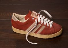 """Kicks for Days"" Today s featured sneaker  Original 1970s Made in France  Adidas Tournament 8121c8f8a"