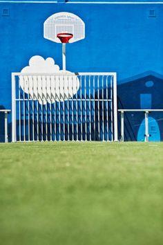 Football course / Cancha de futbol