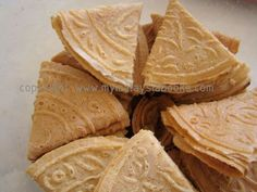 Kuih Kapit or Love Letters recipe at myFood domain