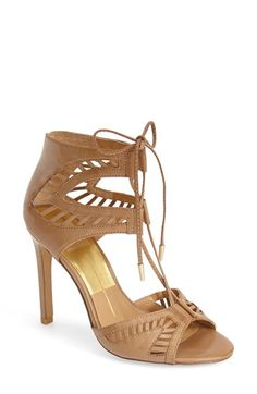 Free shipping and returns on Dolce Vita 'Henlie' Open Toe Sandal (Women) at Nordstrom.com. Steal the scene in a glamorous open-toe sandal featuring breezy geometric cutouts.