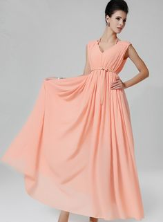 Fashion Style Slim V-neck Solid Color Backless Bohemian Dress-- Click on the picture to order it>>Shop price:US$17.70---#shoes #wholesale #fashion #lovely #cheap #Korean #dress #sexy #clothes