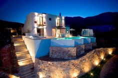 Classic house in Greece